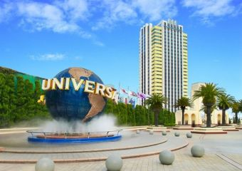 「The Park Front Hotel at Universal Studios Japan」