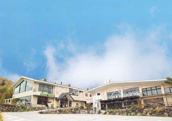 「標高2000m 雲上絶景宿 高峰高原ホテル」