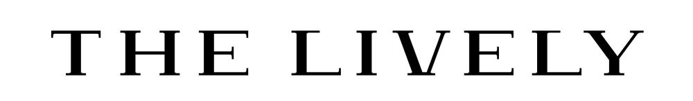 THE LIVELY大阪本町ロゴ