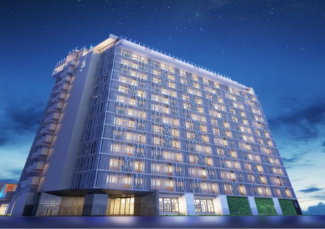 Hotel SANSUI NAHA