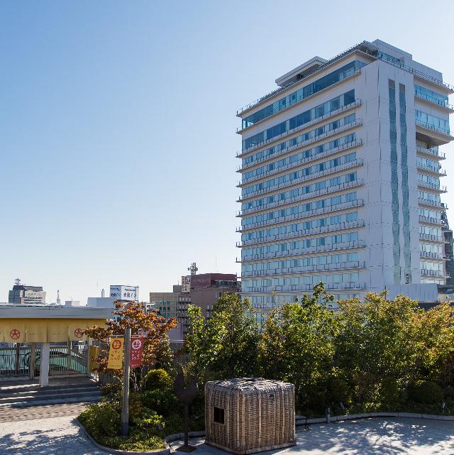 JR九州ホテルブラッサム大分