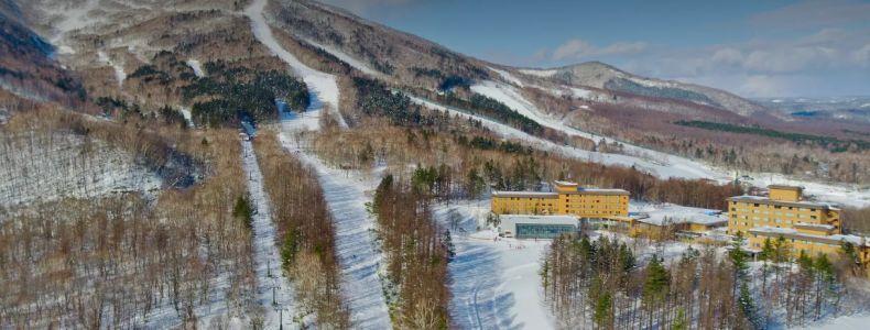 クラブメッド 北海道 サホロ